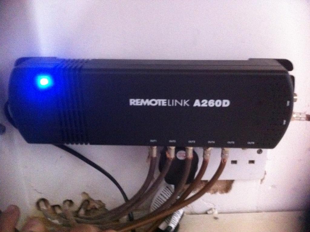 Booster Installation