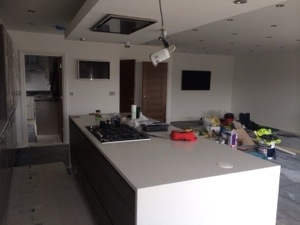 Audio Visual, Network, and Security installation in North London