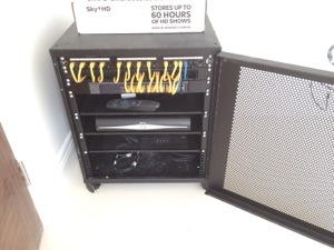 audio visual, network and security installation in North London